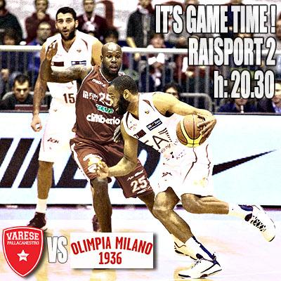 GAME TIME Varese Milano